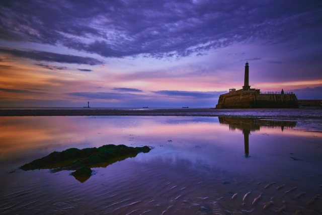 Margate Beach Lighthouse | Rajan Adhikari - An evolving photographer