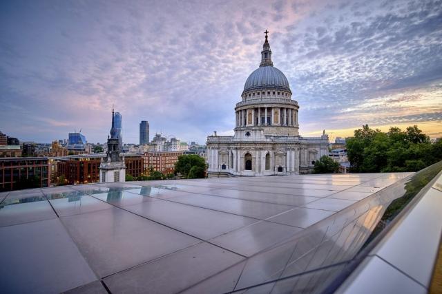 London Dome